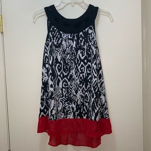 PerSeption Concept Large Sleeveless Top